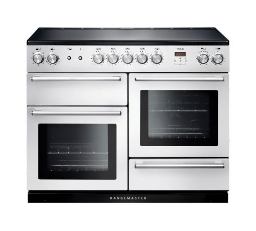 Rangemaster Range Ovens Online - Rangemaster Nexus 110cm Induction Cooker White