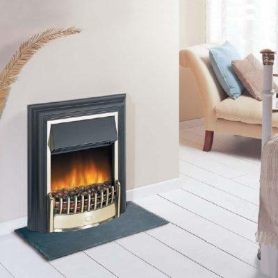 Cheriton Freestanding Fire