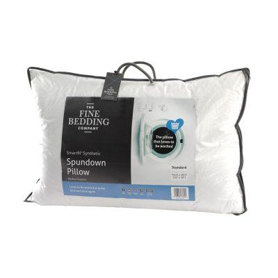 Spundown pillow