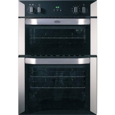 BELLING-BUILT-IN-DOUBLE-OVEN-BI90MF