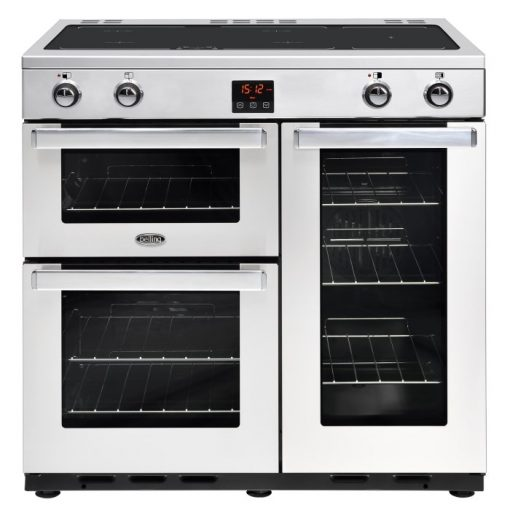 Belling Range Ovens Online_ Belling 90EIi Cook Centre_stainless-steel-444444078_Knees