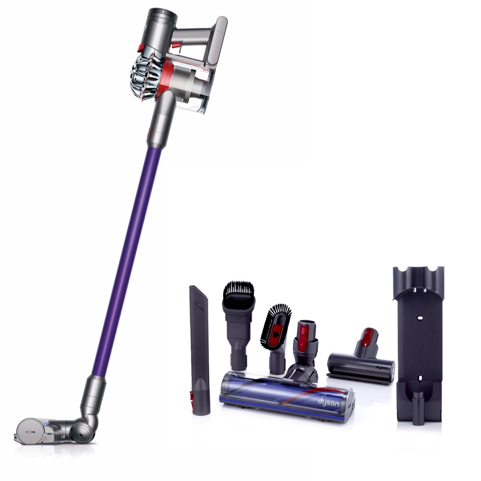 dyson v7 animal cordless vacuum cleaner knees home and electrical. Black Bedroom Furniture Sets. Home Design Ideas