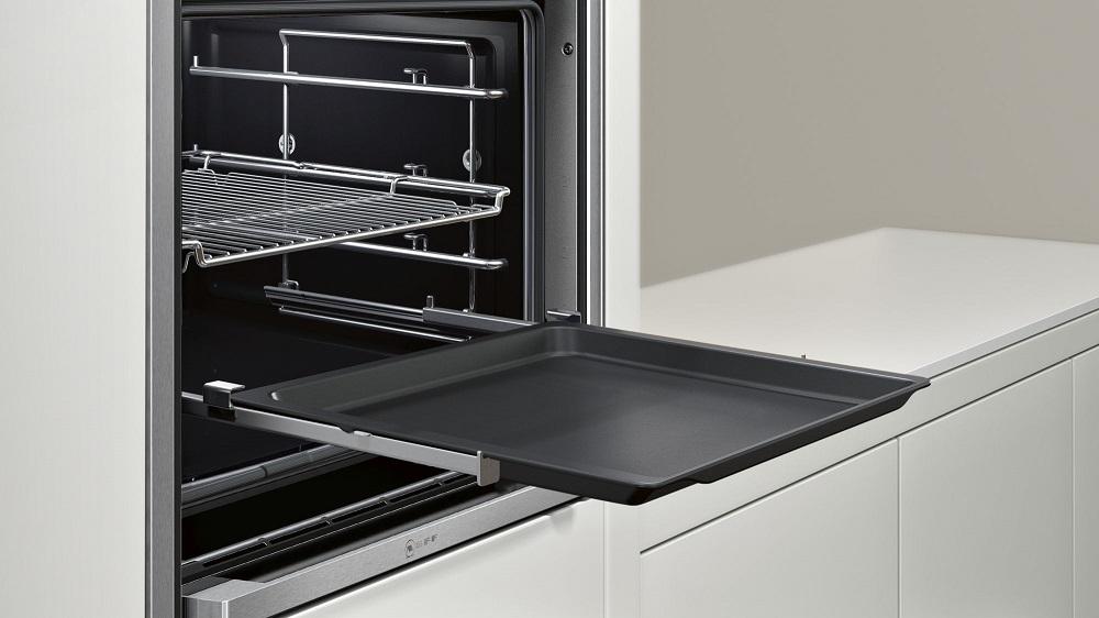 Neff Built In Oven With Variosteam And Slide Amp Hide Door
