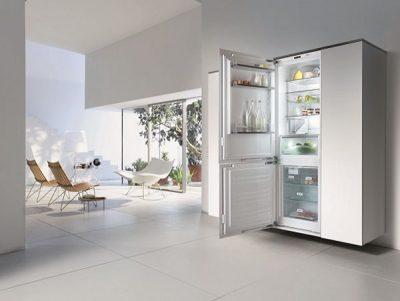 Built -In Refrigeration