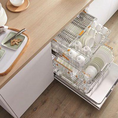 Built-In Dishwashing