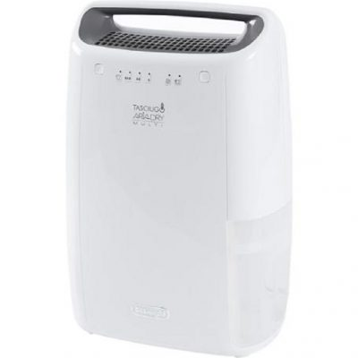 Delonghi_DEX14_Dehumidifier_White