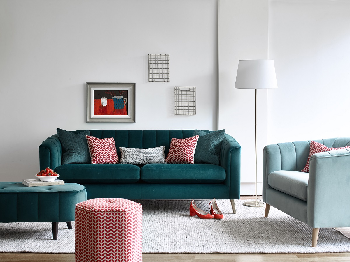 The Lola Sofa. HJ Home At Knees Home And Electrical.