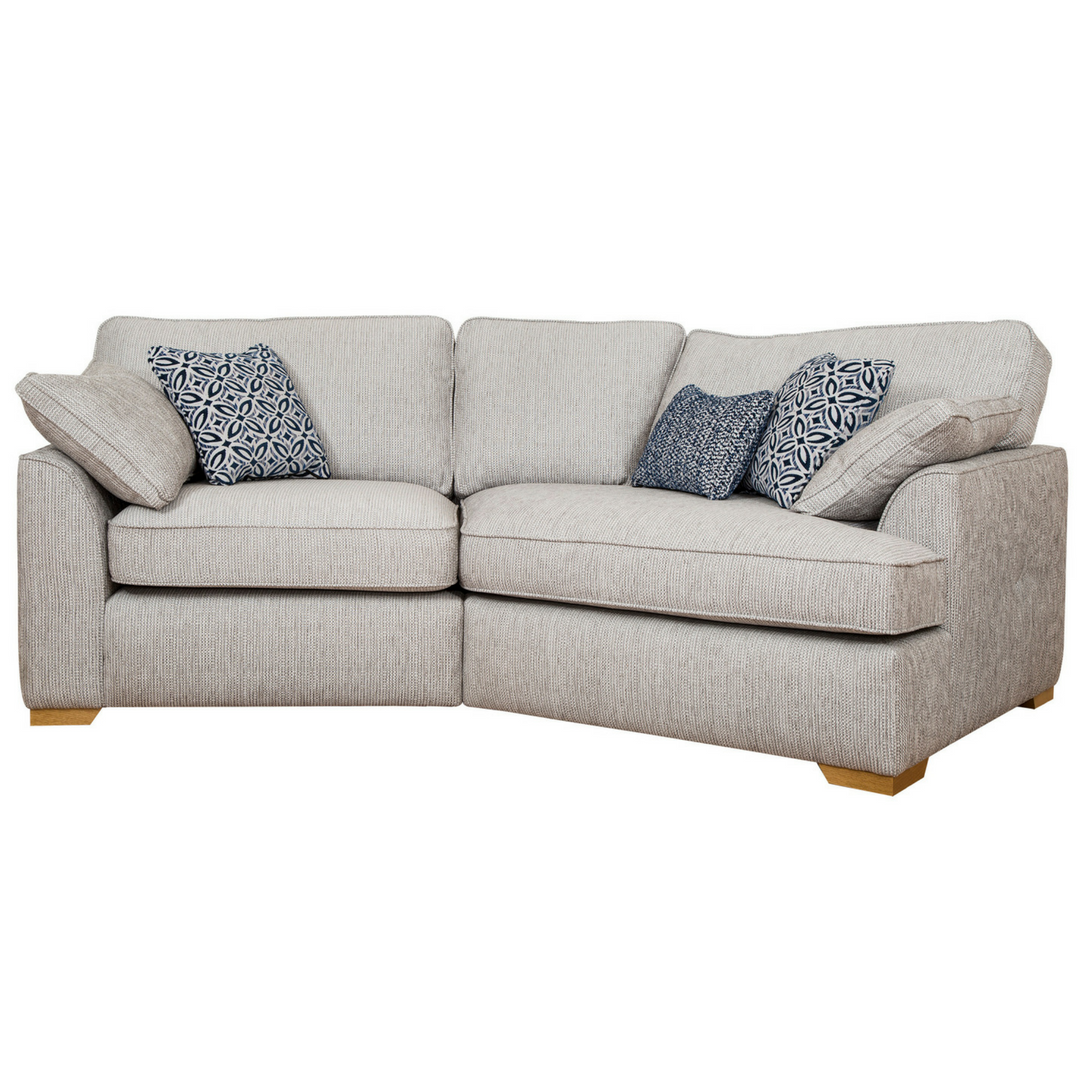 The Quinn Small Corner Sofa. HJ Home At Knees Home And