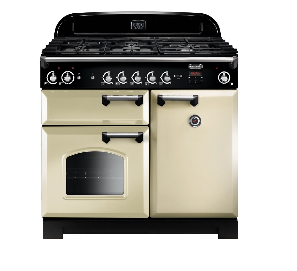 Rangemaster Classic 100cm Natural Gas Range Oven.Knees Home and ...
