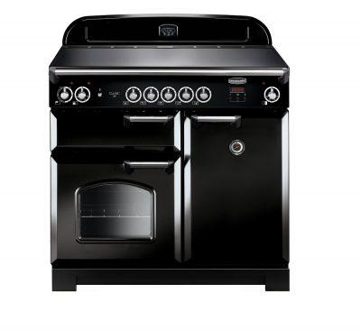 Rangemaster Range Ovens Online - Rangemaster Classic 110cm Induction Cooker Black