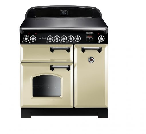 Rangemaster Range Ovens Online - Rangemaster Classic 90cm Induction Cooker Cream