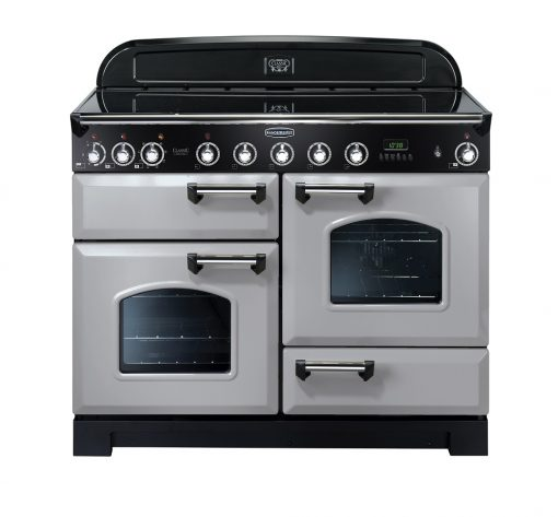 Rangemaster Range Ovens Online - Rangemaster Classic Deluxe 110cm Induction Cooker Royal Pearl