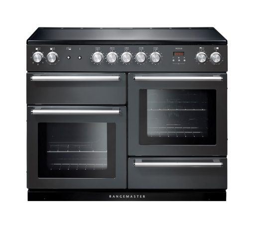 Rangemaster Range Ovens Online - Rangemaster Nexus 110cm Induction Cooker Slate/Chrome