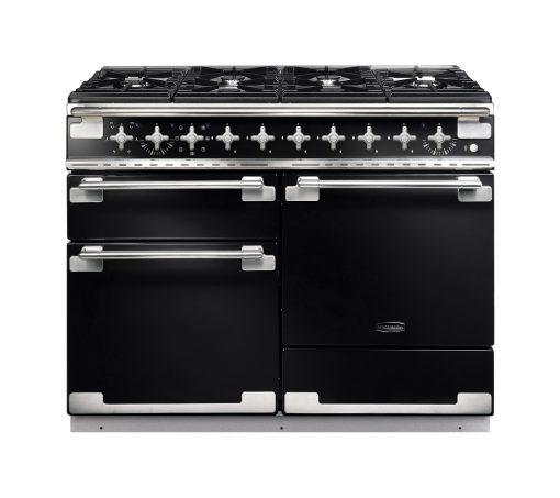 Rangemaster Range Ovens Online - Rangemaster Elise 110cm Dual Fuel Cooker Gloss Black