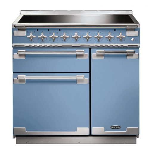 Rangemaster Range Ovens Online - Rangemaster Elise 90cm Induction Cooker China Blue