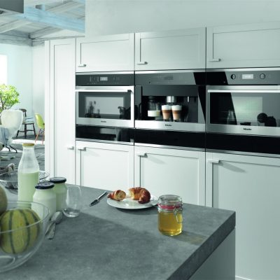Miele built in Kitchen Appliances