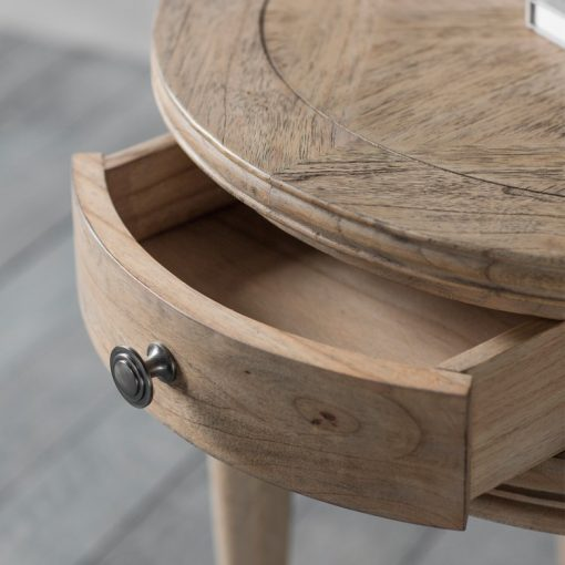 vy_Round_1_Drawer_Side_Table_HJHome