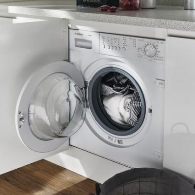 Built-In Laundry