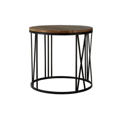 Felix round side table