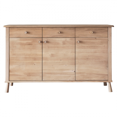 Finn Three Door Sideboard