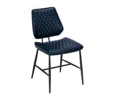 Clay Dining Chair_Blue_HJHome