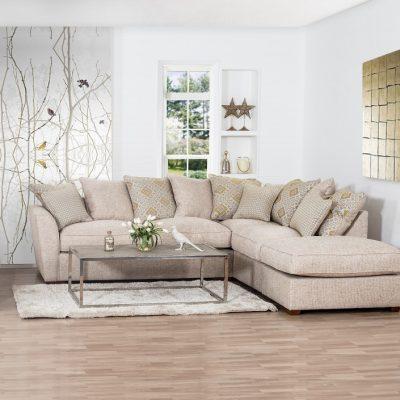Eliza-Ramsay Pebble Natty gold - L2 RFC P Chair - Room Set