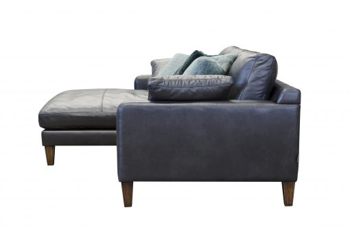 Dax Chaise Sofa_Leather