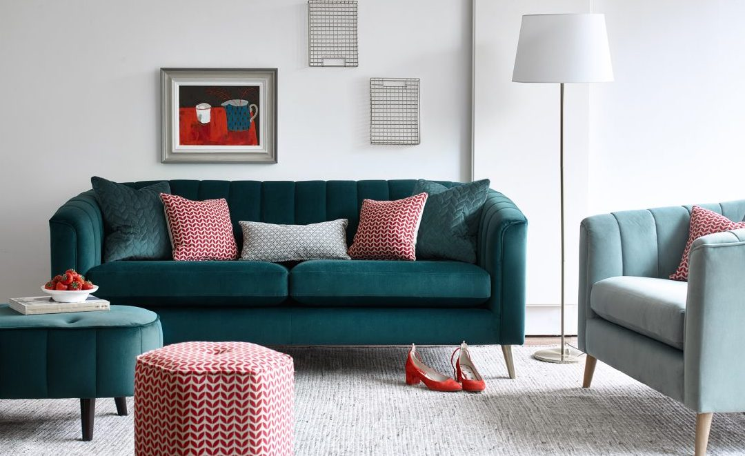 The Lola Sofa and Chair. HJHome at Knees