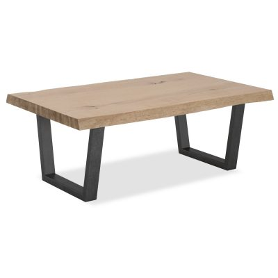 Wolfe White Oil Coffee Table_HJHome
