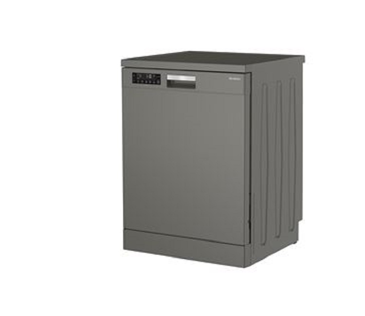 blomberg full size dishwasher with digital display knees home and electrical. Black Bedroom Furniture Sets. Home Design Ideas
