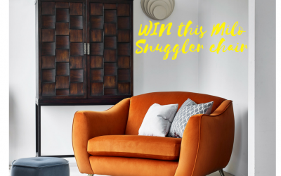 Competition Time – Be in to win a Milo Snuggler Chair