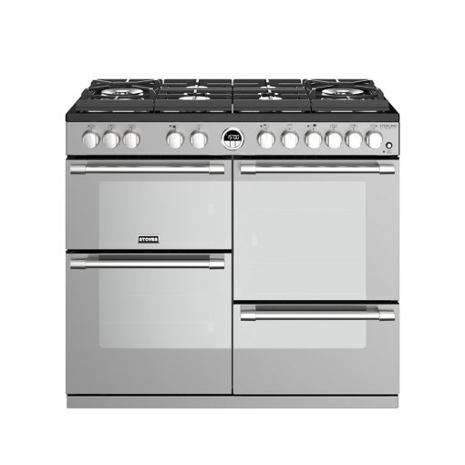 STOVES-444444944-STERLING-DELUXE-100DF-SS