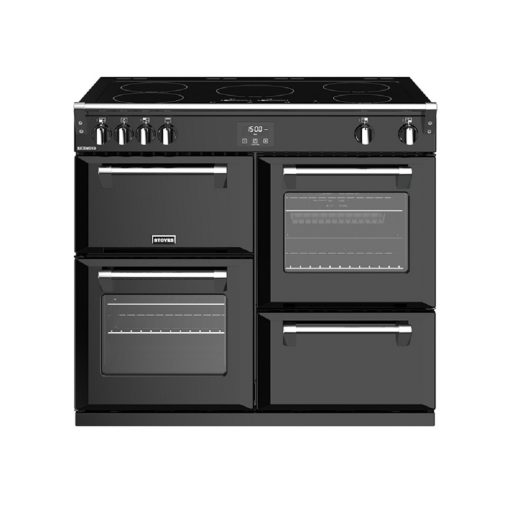 STOVES-S1000Ei-444444460-BLK-INDUCTION-RANGE