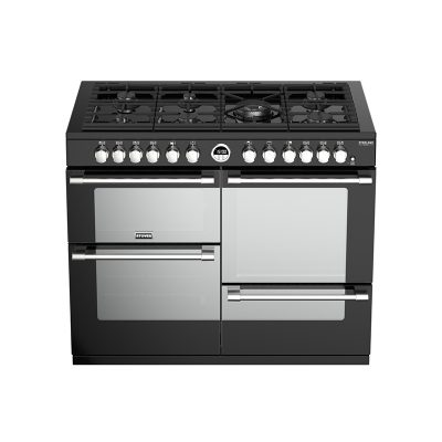 STOVES-STERLING-DELUXE-110DF-BLK