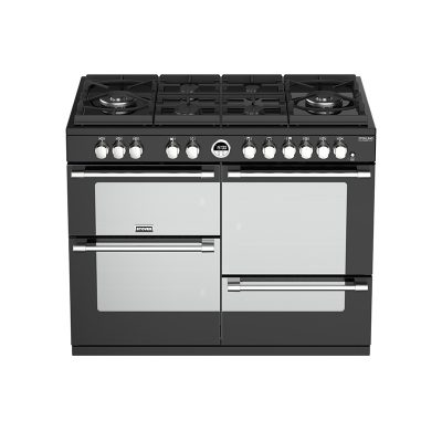 STOVES-STERLING-DELUXE-110DF GTG-BLK