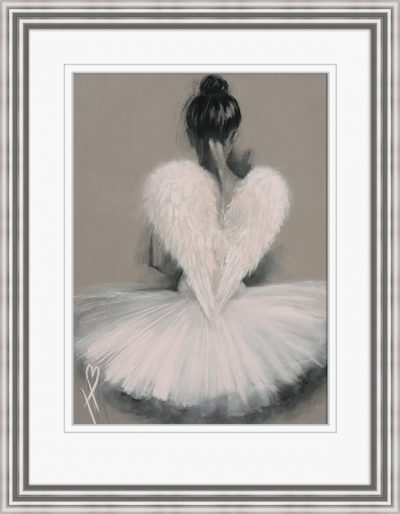 PPFPPR40814E Angel Wings 60x80 Framed 1