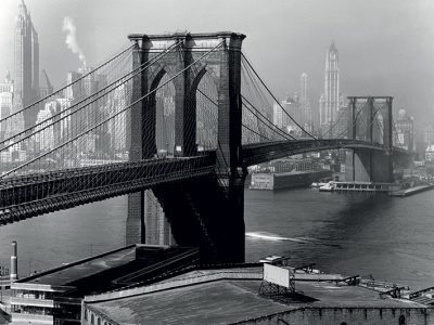 WDC90733 Brooklyn Bridge New York 60x80 Canvas 1