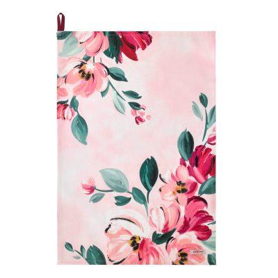 Cath Kidston_Paintbox Flowers Teatowel_775076