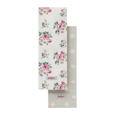 775267-GROVE BUNCH TEA TOWEL SET OF TWO (1)