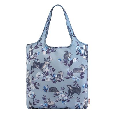 777186-BADGERS AND FRIENDS FOLDAWAY SHOPPER