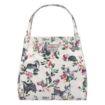 BADGERS AND FRIENDS SHOULDER TOTE