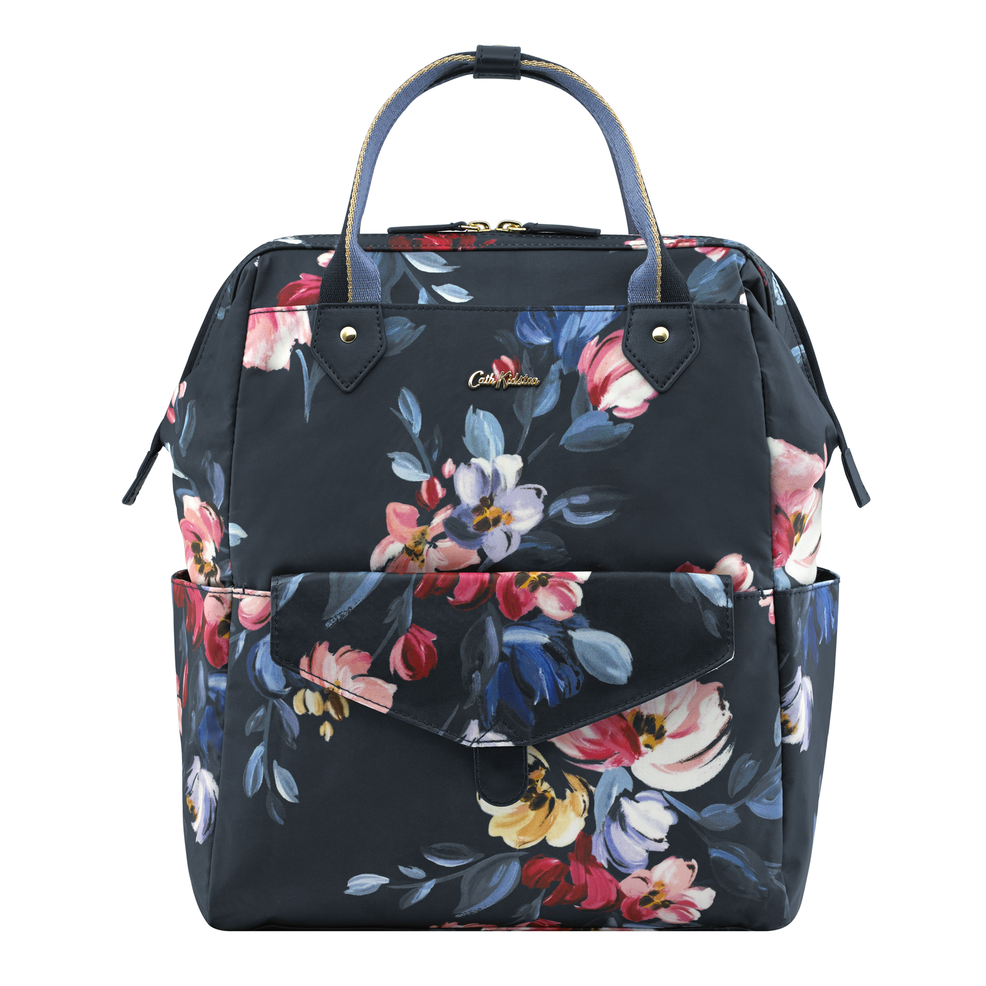 34d9a059708 Cath Kidston Paintbox Flowers Frame Backpack. Knees Home and Electrical