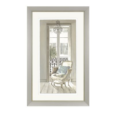 FAI2FKO20010 The Window Seat 40x64 Framed
