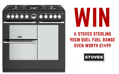 Competition Time – Be in to win a Stoves Range Cooker