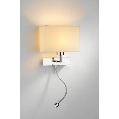 Dar Lighting_Amalfi Wall Light_AMA0750
