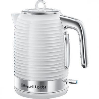 Inspire White Kettle-24360-Russell Hobbs