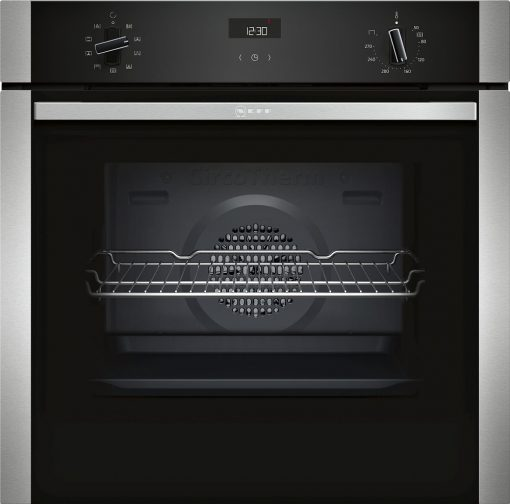 NEFF- B1ACE4HN0B-BI-SINGLE-OVEN
