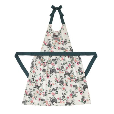 774925-BADGERS AND FRIENDS DRESS APRON