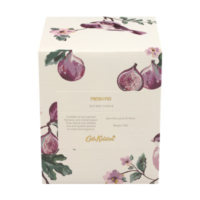 776516-FRESH FIG SINGLE WICK CANDLE