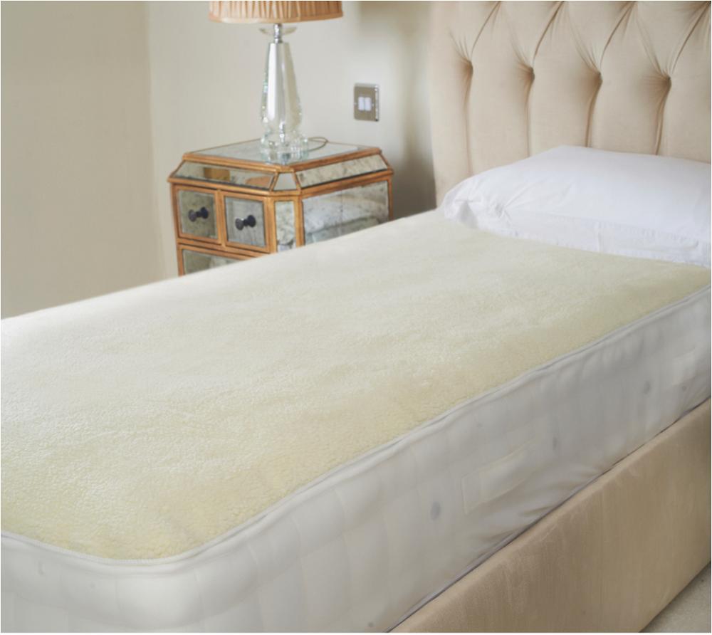Image of Dreamland Premium Fleece Fitted Underblanket - Single